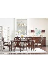 """Kincaid Kincaid Hadleigh Oval Dining Table w/2 20"""" leaves (607-760)"""