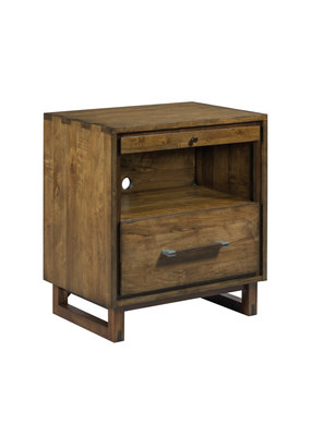 Kincaid Traverse Single Drawer Nightstand