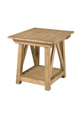 Kincaid Kincaid Homecoming Pine End Table (33-021)
