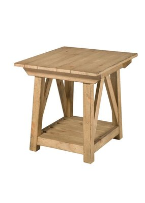 Kincaid Pine End Table
