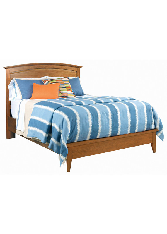 Honey Arch King Headboard