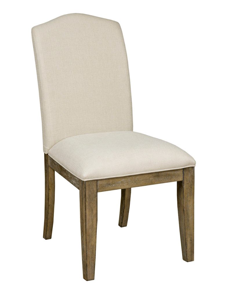 Kincaid Kincaid The Nook Parson Upholstered Side Chair in Brushed Oak (663-641)