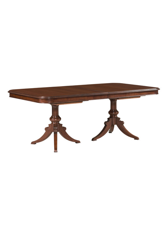 Kincaid Double Pedestal Dining Table