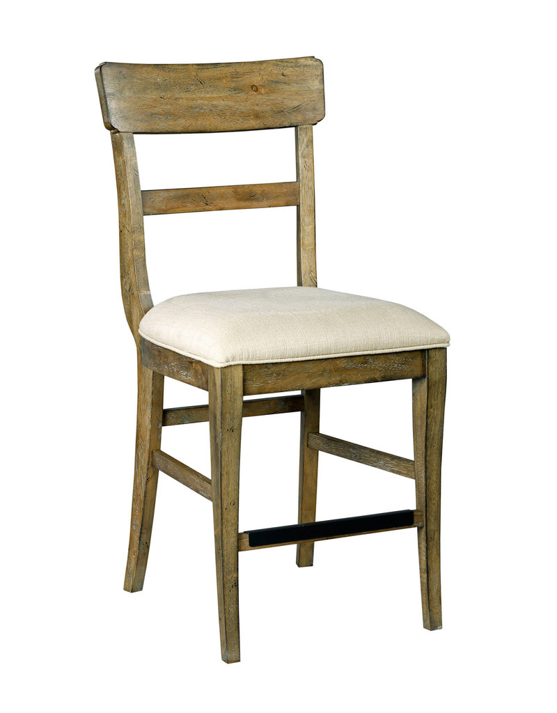 Kincaid Kincaid The Nook Counter Height Chair in Brushed Oak (663-690)