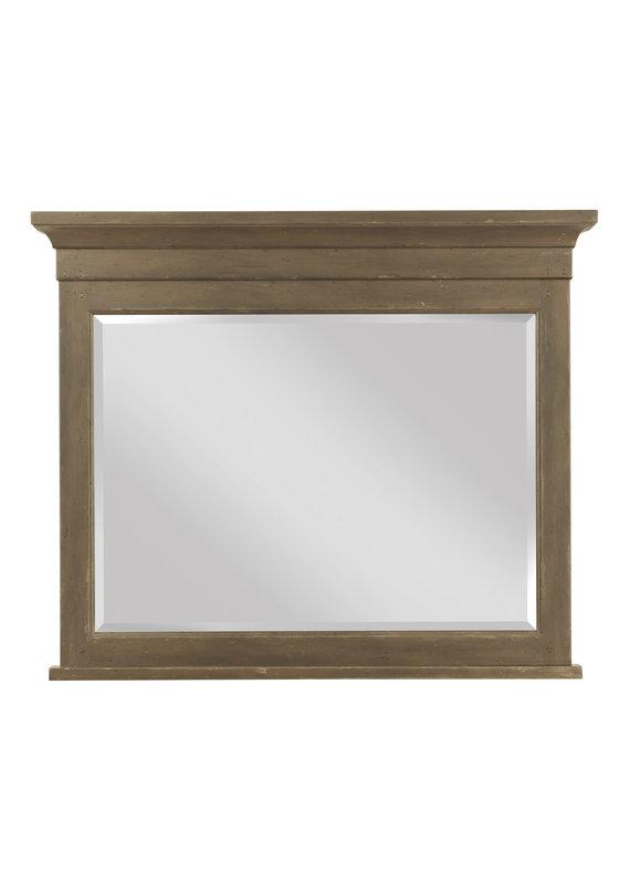 Kincaid Mill House Reflection Mirror
