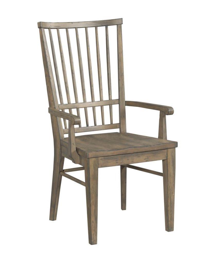 Kincaid Kincaid Mill House Cooper Arm Chair in Barley (860-639)