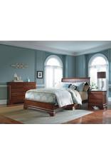 Kincaid Kincaid Chateau Royale Queen Sleigh Complete Bed (53-155P)