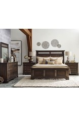 Kincaid Kincaid Wildfire Northgate Queen Complete Bed (86-135P)