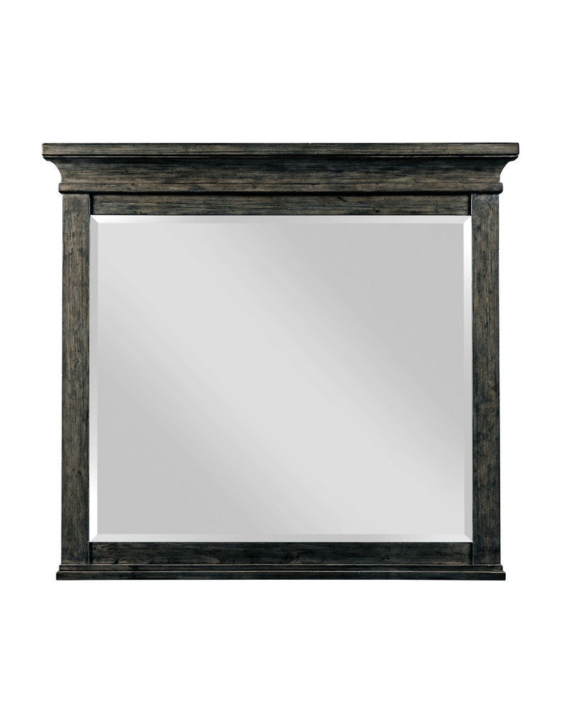 Kincaid Kincaid Plank Road Jessup Mirror in Charcoal (706-030C)