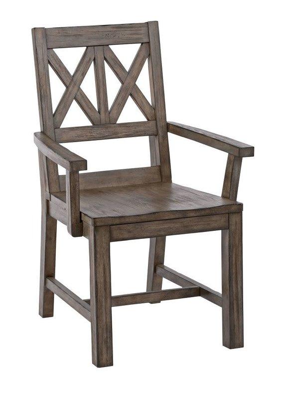 Kincaid Foundry Wooden Arm Chair