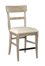 Kincaid Kincaid The Nook Counter Height Chair in Heathered Oak (665-690)
