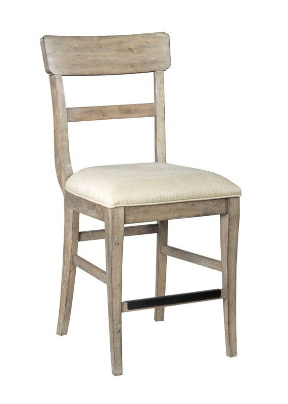 Kincaid The Nook Counter Height Chair (Heathered Oak)