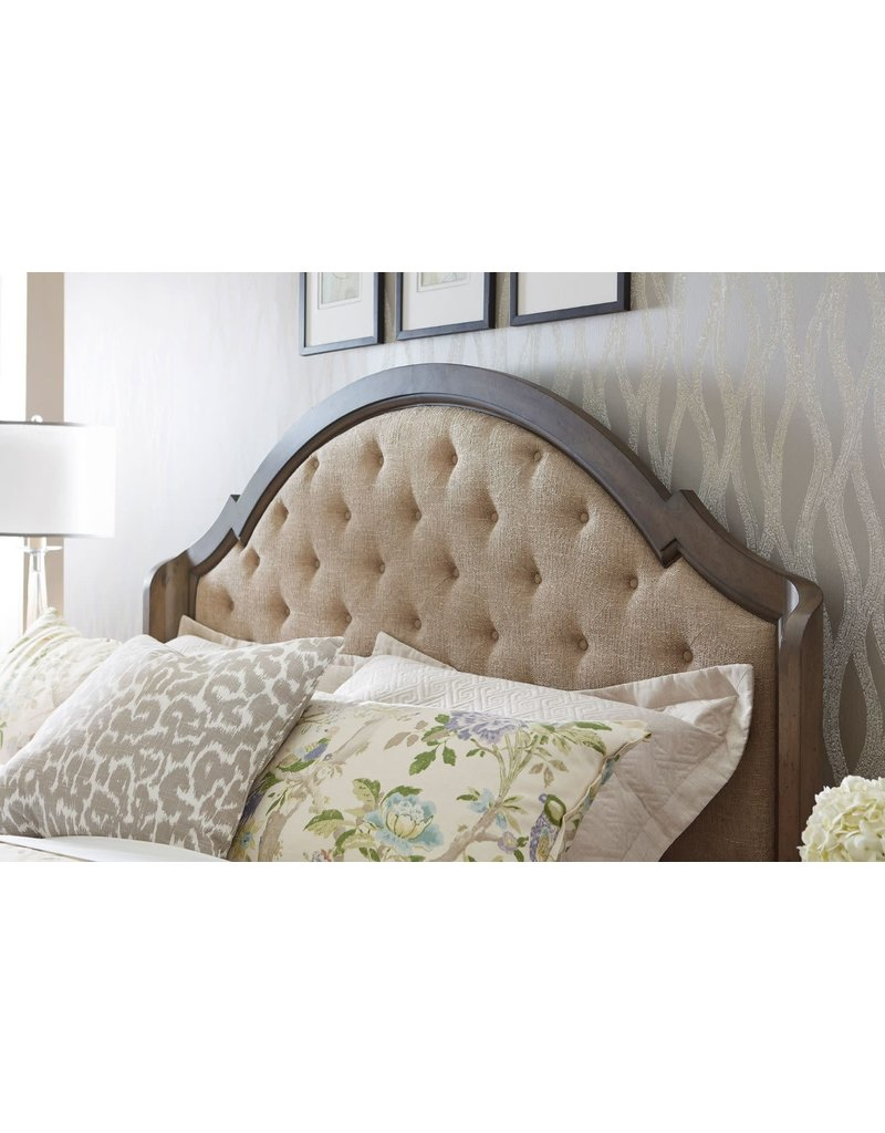 Kincaid Kincaid Greyson Radford Upholstered Queen Complete Bed (608-313P)