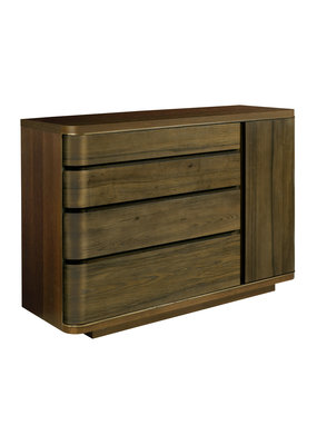 American Drew Spencer Drawer/Door Dresser