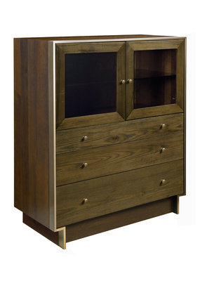 American Drew Laurel Media Chest/Bunching Cabinet