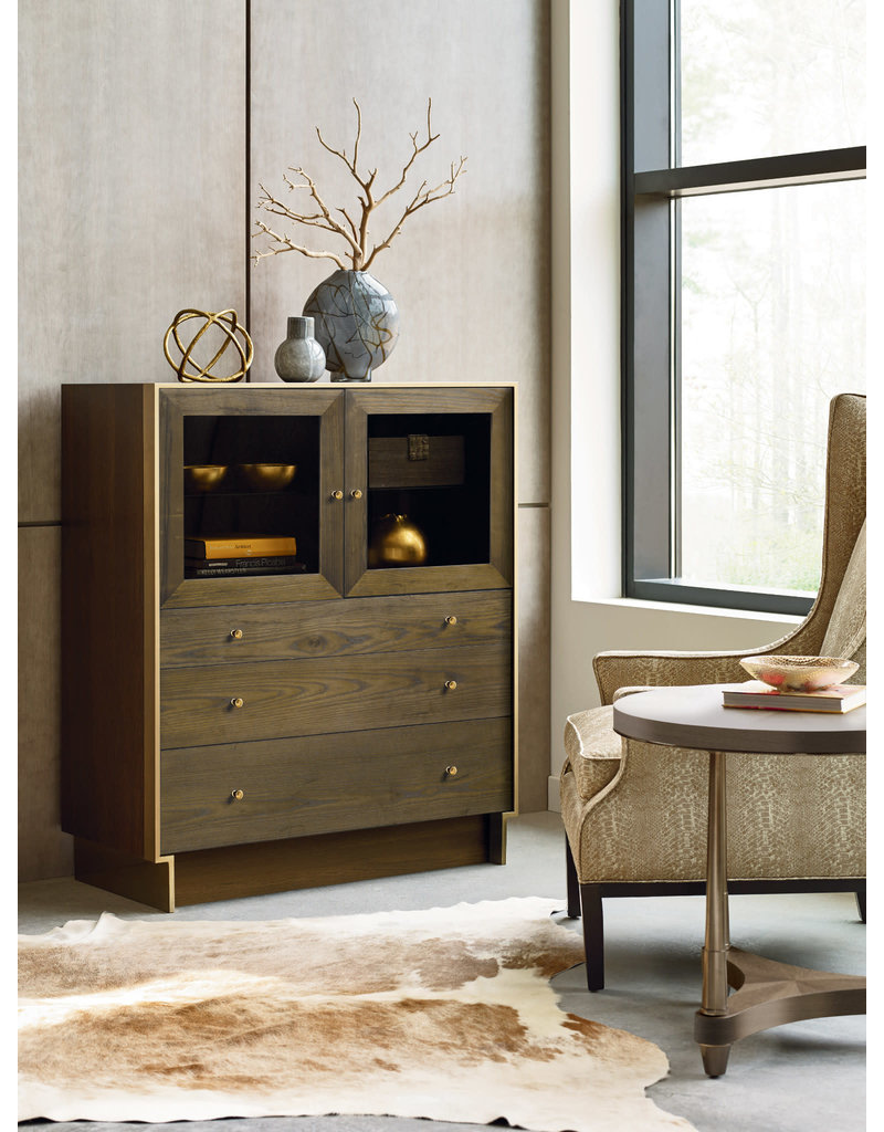 American Drew American Drew Modern Organics Laurel Media Chest/Bunching Cabinet (600-220)