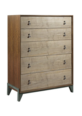 American Drew Motif Maple Tall Chest