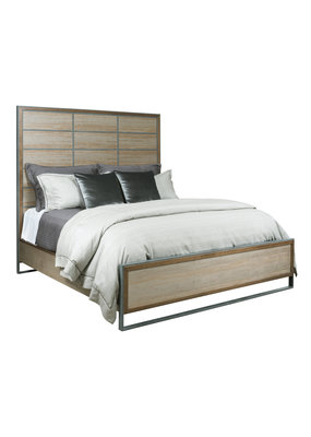 American Drew Matrix Queen Complete Bed