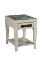 Hammary Hammary Junction Charging Chairside Table (710-918)