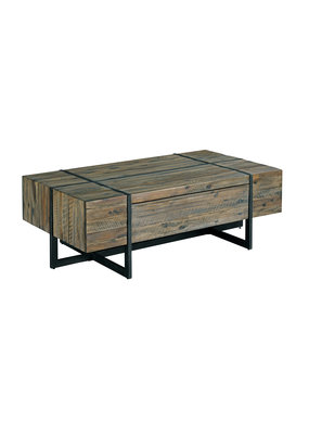 Hammary Modern Timber Cocktail Table