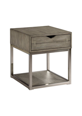 Hammary Lakeland Rectangular Drawer End Table
