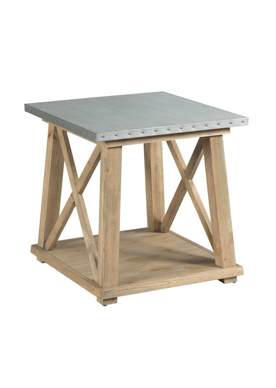 Hammary Truss End Table