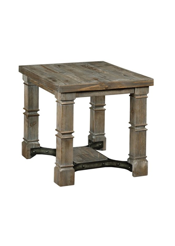 Hammary Cheyenne End Table