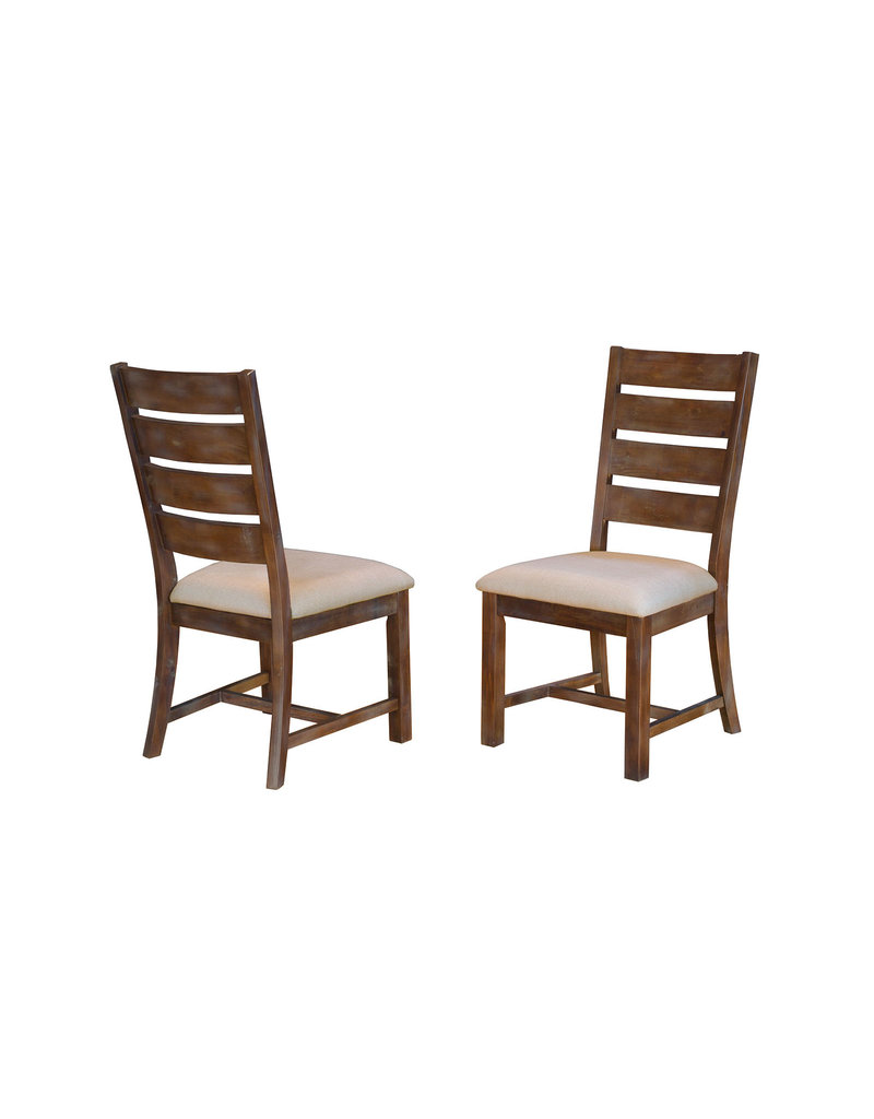 A-America A-America Marquez Ladderback Dining Chair (MAQ-HV-2-45-K)