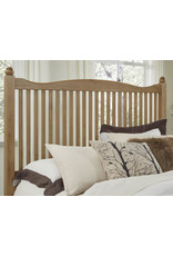 Vaughan-Bassett Appalachian Hardwood American Maple Queen Slat Headboard in Natural Maple (402-557)
