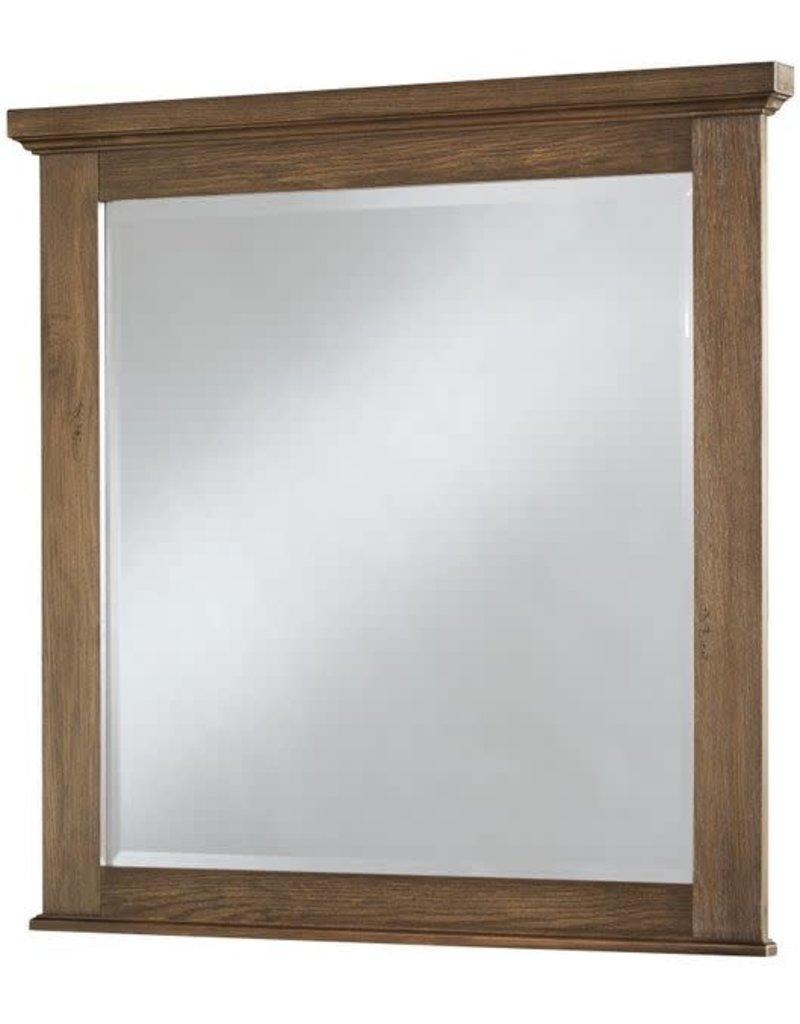 Vaughan Bassett Cassell Park Mirror in Natural (514-446)