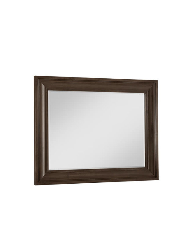 Vaughan Bassett LM Co Home Landscape Mirror (Molasses)