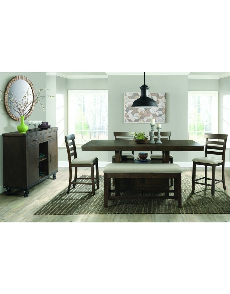 Elements Elements Colorado Counter Side Chair With Cushion Seat (DCO100CSC)