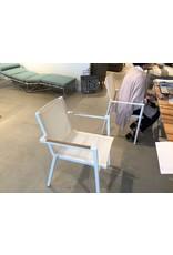Lane Venture Lane Venture Essentials Dining James Dining Arm Chair in Blanc (101-30)