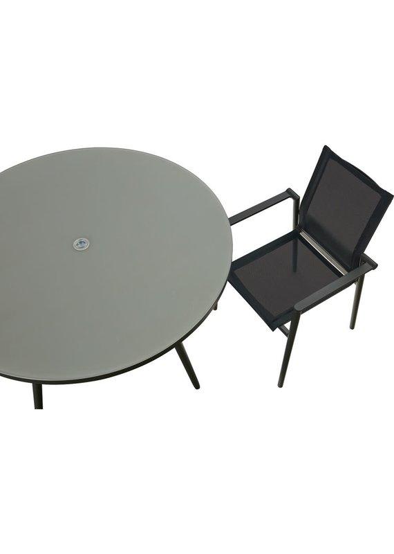 Lane Venture Tyler Dining Arm Chair (Noir)