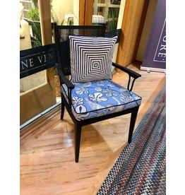 Lane Venture Winterthur Estate Dining Arm Chair w/ Pillow