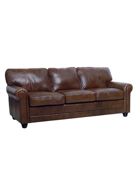 Luke Leather Andrew Sofa
