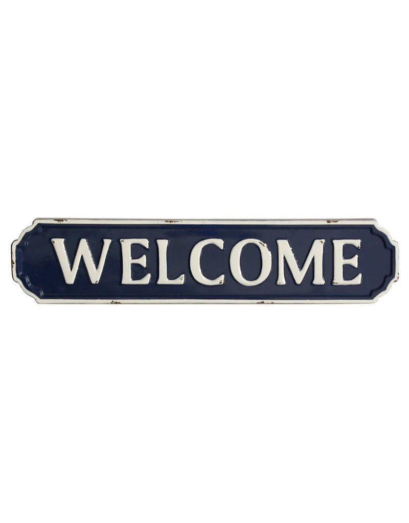 StyleCraft Home Collection - Welcome Signage (WI42685)