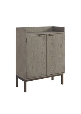 Universal Spaces Bar Cabinet