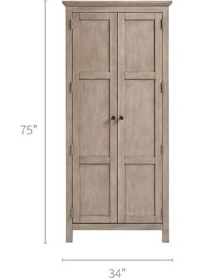 Universal Dorian Cabinet (Stratus)
