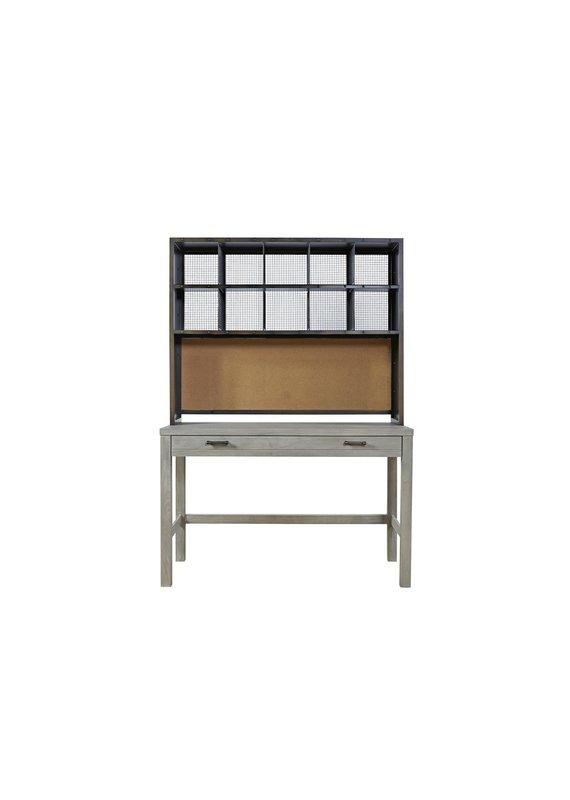 Universal Scrimmage Desk & Hutch