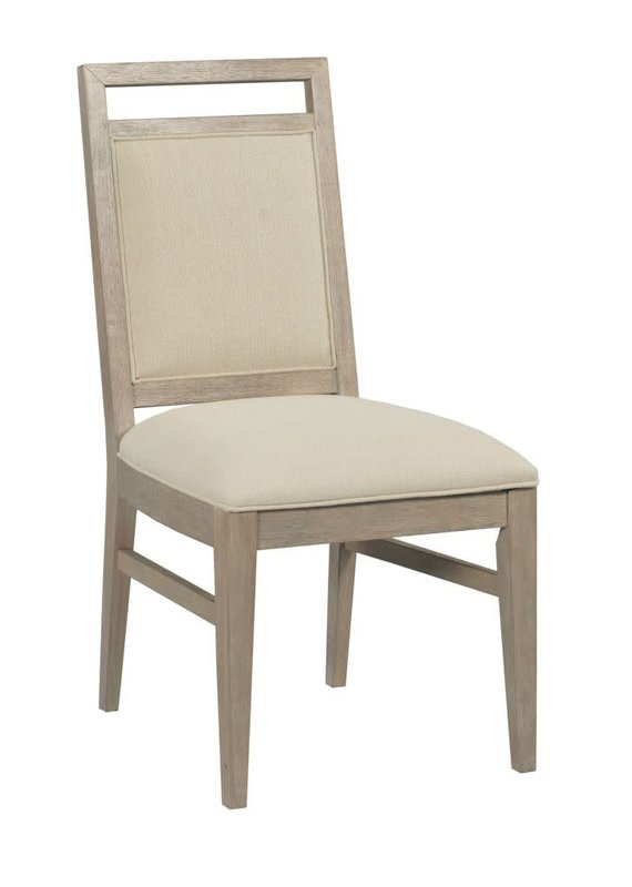 Kincaid The Nook Upholstered Chair (Heathered Oak)
