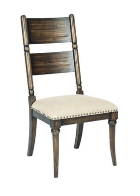 Kincaid Wildfire Post Side Chair