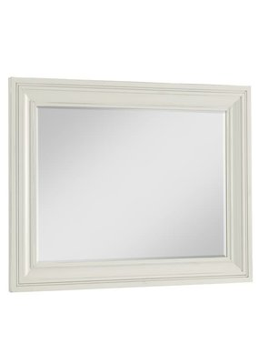 Vaughan Bassett Scotsman Wide Landscape Mirror (Cream)