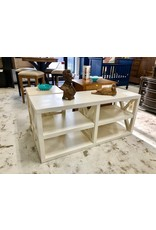 Bassett Axis Entertainment Console in White Enamel (6669-0699)