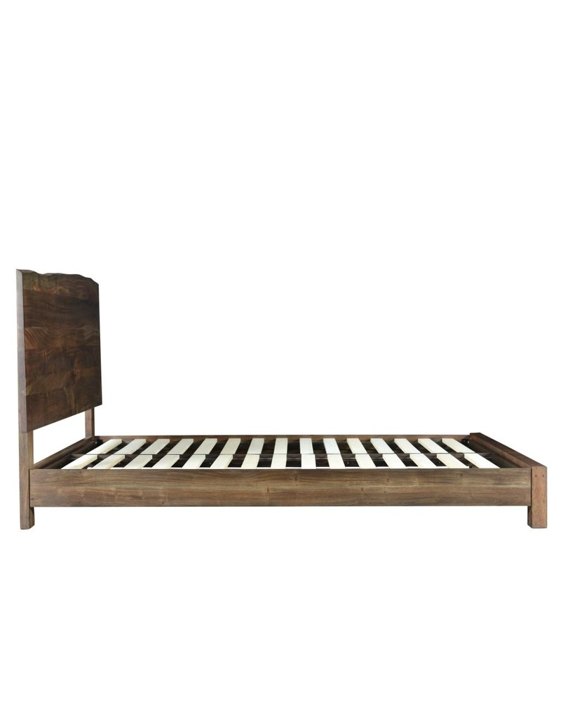Style N Living Style N Living Elvin Live Edge Queen Complete Bed (IELV-Q)
