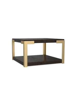 Norman Bunching Cocktail Table (Lyon Brown)