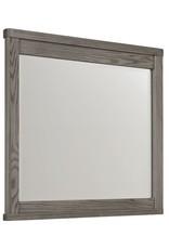 Vaughan Bassett Vaughan Bassett Artisan & Post Latitudes Landscape Mirror in Ash Grey (250-446)