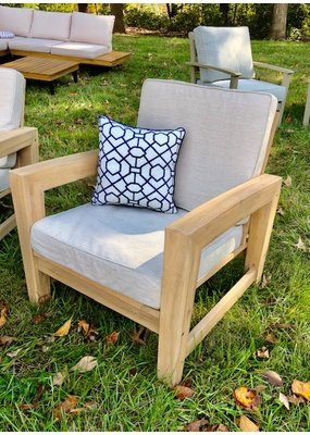 Tonkin Outdoor Chair w/ Cushions