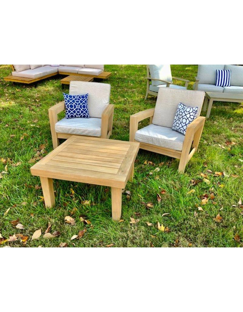 Hoang Co. Tonkin Outdoor Chair w/ Cushions
