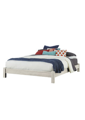 Vaughan Bassett IGen Platform Bed (Sea Salt White)